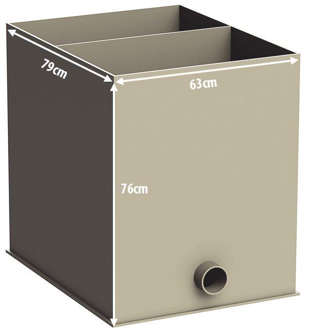 Aquaforte Biokamer
