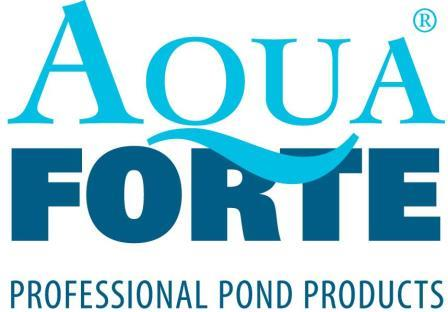 Aquaforte vijverlamp