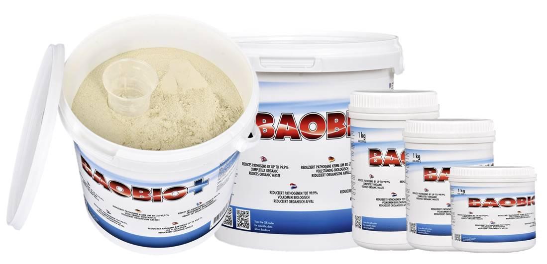 BaoBio+ Vijverbacteriën