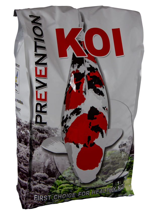 Fish Pharma Koi Prevention
