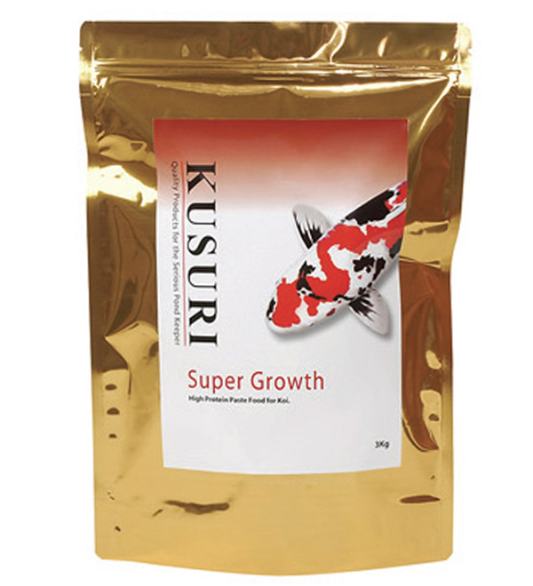 Kusuri Super Growth Pasta