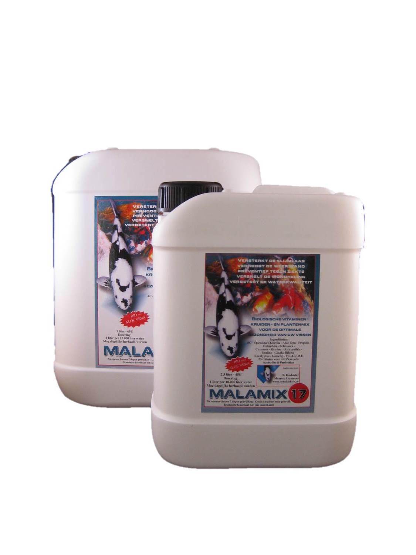Malamix 17 van de koidokter