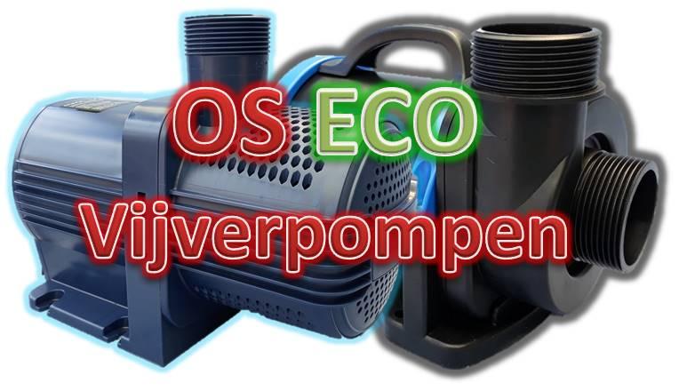 OS Eco vijverpompen