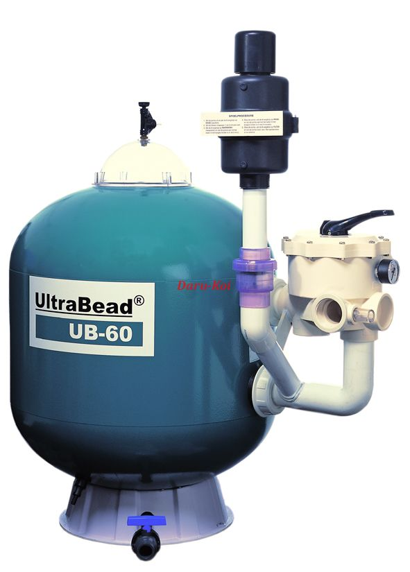 Ultrabead beadfilter Ultrabead 40-60-100-140