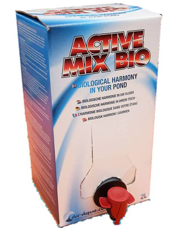 Air-Aqua Active Mix Bio
