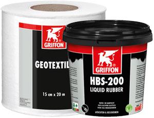 Griffon HBS vloeibaar rubber