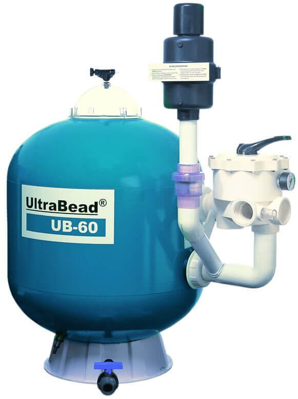 Ultrabead beadfilter 60-100-140