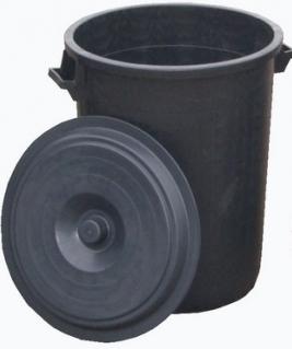 Opslagton voor koivoer/visvoer
