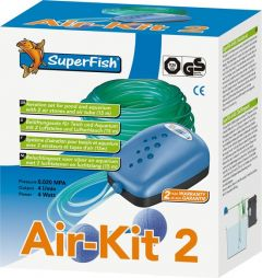 Superfish Air Kit 2 Luchtpomp set