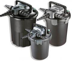 AquaForte drukfilter CBF-15000 (PL 36 watt UV-C) met Backwash Functie