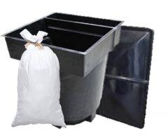Magoi 440 liter unit i.c.m 100 liter bio carrier en deksel