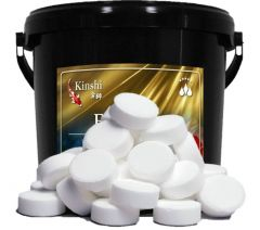 KInshi Zout tabletten 6 kilo - 5 liter