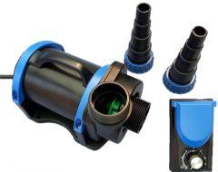 OS Eco Dry 5000 droogopstelbare vijverpomp incl. flow control