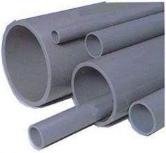 25 MM PVC DRUKBUIS (50CM)