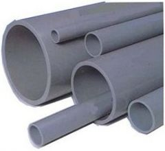 50 MM PVC DRUKBUIS (50CM)