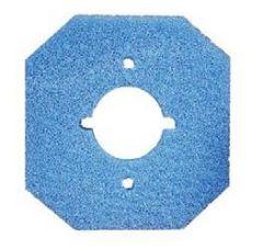 VERVANGSPONS / FILTERSCHUIM filtoclear 3000-6000-12000-16000 Blauw