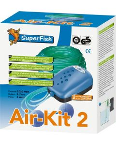 Superfish Air Kit 2 Luchtpomp set