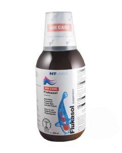 NT Labs Koi Care Flukasol 500 ml voor max. 18200 liter