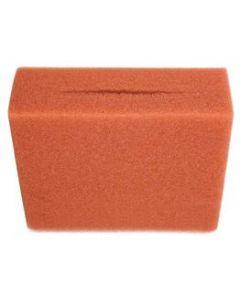 Vervangspons / Filterschuim Biotec 18 - 36 Oranje