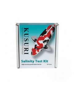Aqua Kusuri vijverwater Zout/Salinity Test (30 tests)