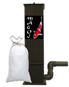 MAGOI EIWITAFSCHUIMER 2.0 met 25 ltr bio carrier