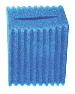 VERVANGSPONS / FILTERSCHUIM BIOSMART 18-36-5.1-10.1 Blauw