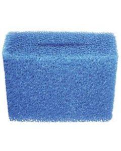 Vervangspons / Filterschuim Biotec 18 - 36 Blauw