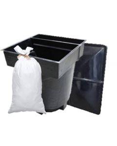 Magoi 440 liter unit i.c.m 100 liter kaldness en deksel